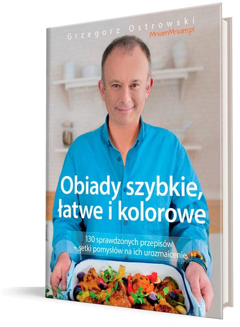 Obiady szybkie, lekkie i kolorowe